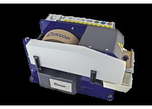 LAPOMATIC - Akumulátorový dávkovač papierovej lepiacej pásky - CYKLOP
