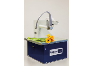 EMT - AXRO 2 BASIC - Základný model pre zväzkovanie produktov gumovým zväzkom