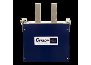ELASTOBINDER - CYKLOP - Určený k zväzkovaniu malých, jemných alebo citlivých výrobkov vyžadujúcich šetrný viazací materiál.