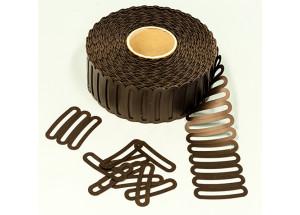 Materiál na viazanie gumičkou