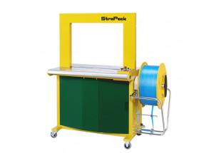 STRAPACK - SQ-800 - Automat pre páskovanie rôzne veľkých balíkov