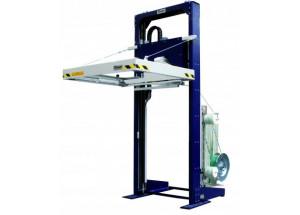 CYKLOP - XF 172 - Horizontálny páskovací automat paliet PET alebo PP páskou