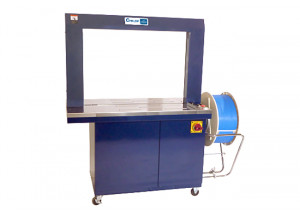 CYKLOP - CI89 - Ekonomická varianta poloautomatického páskovacieho stroja určená pre štandartné výkony
