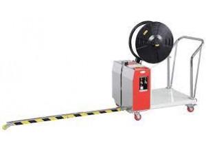 Páskovací poloautomat TP-502 MV - Jednoduchý spoľahlivý s PP páskou