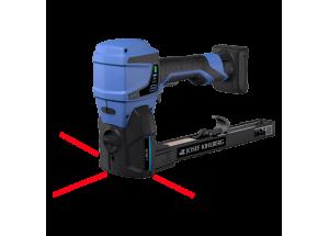 Akumulátorová sponkovačka s krížovým laserom - Josef Kihlberg - a.560B22CL